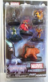 Marvel Heroclix: Guardians of the Galaxy (Comic) Fast Forces Starter Pack [WZK71465]