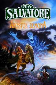 Apostoł Demona: Wojny Demona Księga III [01B00WD3]