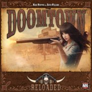 Doomtown: Reloaded - gra karciana [AEG5901]