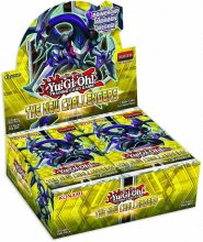 YGO: Yu-Gi-Oh! TCG #53 The New Challengers Booster BOX - 24 boostery [YGO34998×24]