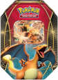POKEMON: Fall Tin 2014 - EX Power Trio CHARIZARD Ex [POK10919]