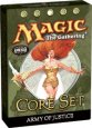MTG: 9th Ed. Army of Justice PCD [495082000]