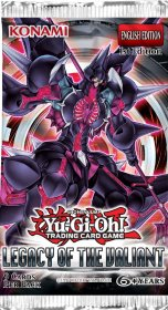YGO: Yu-Gi-Oh! TCG #50 Legacy of the Valiant Booster [YGO34533]