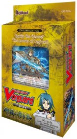 CF: Cardfight!!Vanguard TD16 Divine Judgement of the Bluish Flames [VGE40063]