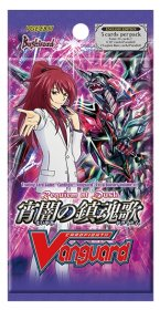 CF: Cardfight!!Vanguard EB11 Requiem at Dusk [VGE40085]