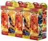 DC Heroclix: The Flash Brick Booster (5-fig.) × 10 [WZK71554×10]