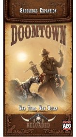 Doomtown: ECG Saddlebag #1 - New Town, New Rules [AEG5902]
