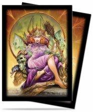 KOSZULKI NA KARTY Czarodziej z krainy OZ <b>Glinda the Good Witch</b> (50 szt.) [5E-84368]
